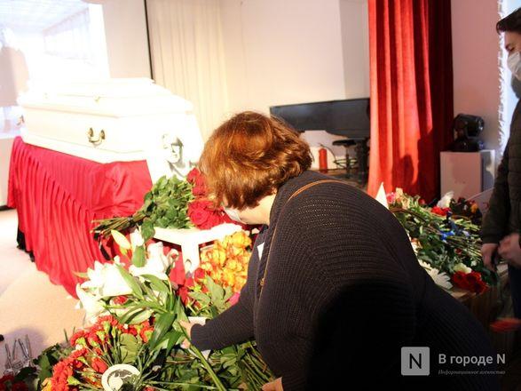 Церемония прощания с Ириной Славиной началась в Нижнем Новгороде (фото) - фото 5