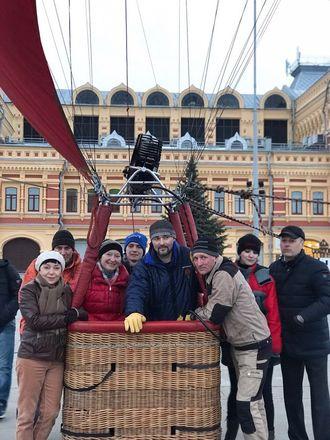 Наташа Барбье сняла передачу о Нижнем Новгороде - фото 1