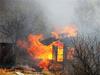 По факту пожара на складе решается вопрос о возбуждении уголовного дела