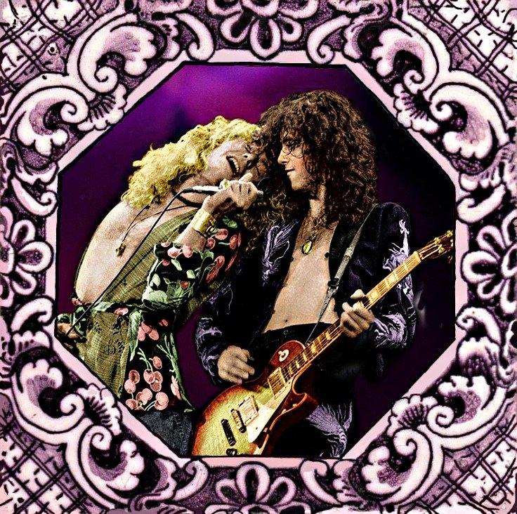 Изображение Led Zeppelin появилось между улицами Белинского и Горького - фото 2