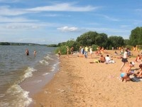 Девятнадцать пляжей будут работать в Нижнем Новгороде этим летом