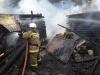 Житель Шатковского района сгорел в частном доме