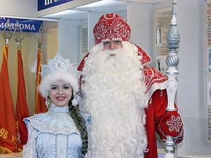Нижний Новгород вошел в топ-10 городов для встречи с Дедом Морозом