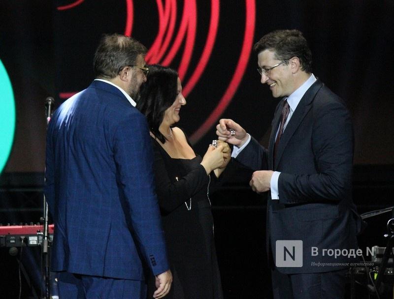 Михаил Пореченков награжден медалью 800-летия Нижнего Новгорода - фото 2