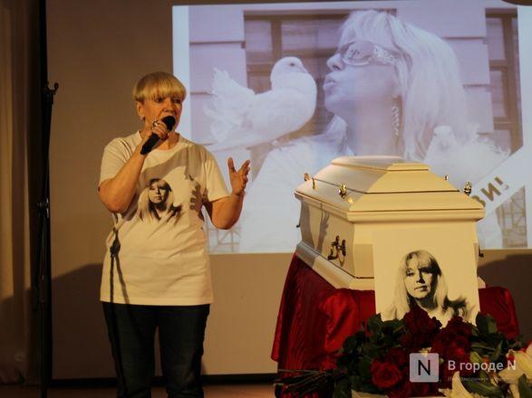 Церемония прощания с Ириной Славиной началась в Нижнем Новгороде (фото) - фото 8