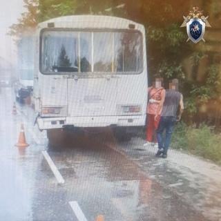 Девять пассажиров автобуса пострадали в аварии в Балахне - фото 1
