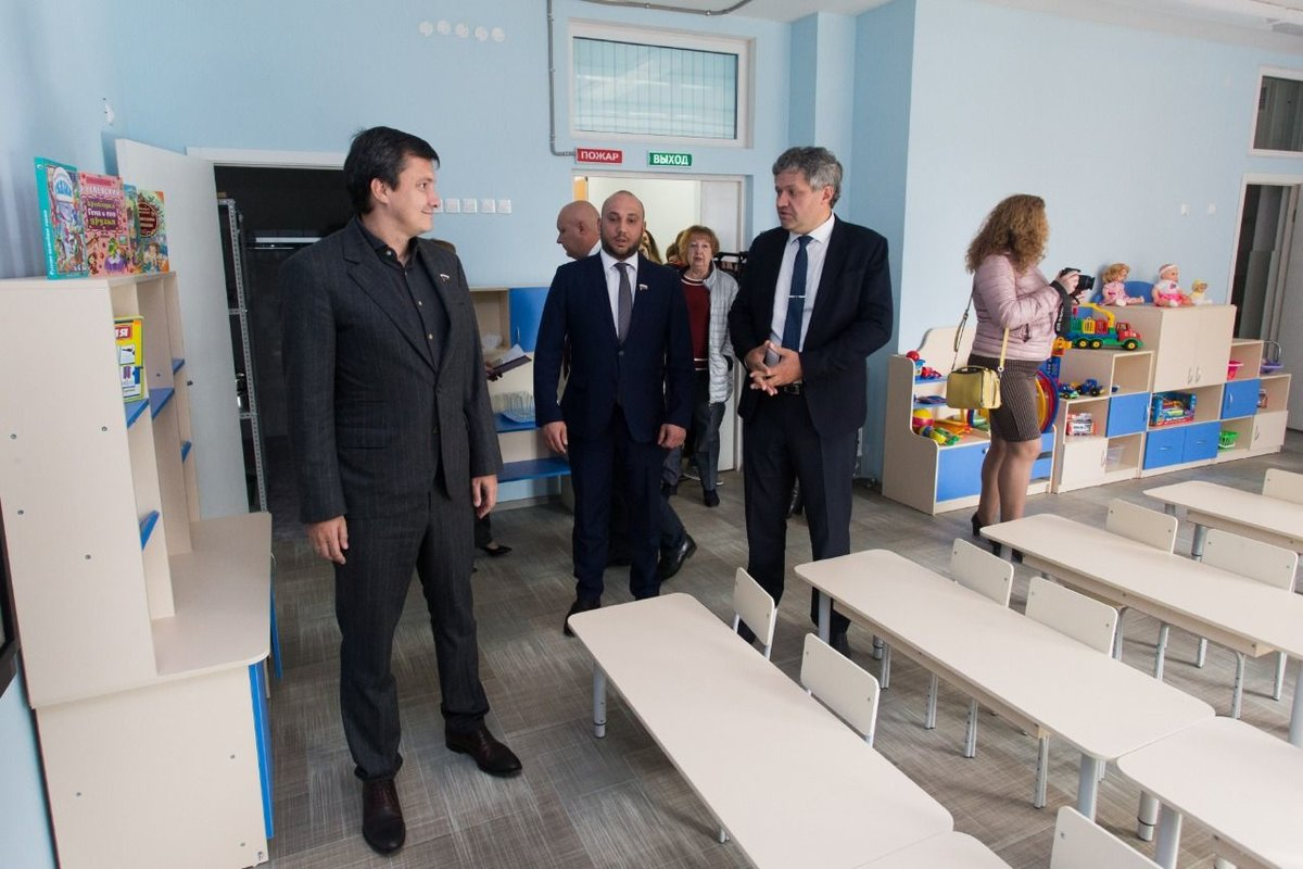 Новый детский сад на 320 мест открылся в микрорайоне Цветы - фото 1