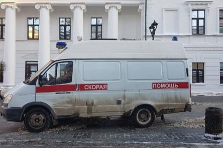 «Весь глаз в крови»: сообщнику Сорокина вызвали скорую помощь