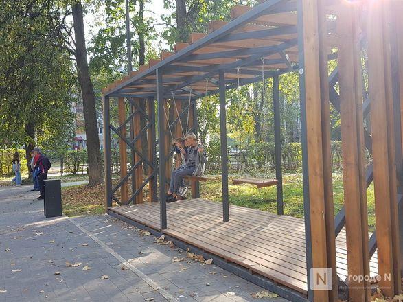 Сквер Прыгунова торжественно открыт после второй очереди благоустройства - фото 7
