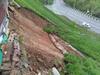 Еще один сход грунта произошел в Нижнем Новгороде