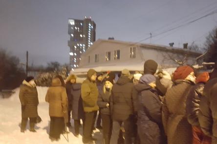 Частные дома в Советском районе могут снести из-за строительства нового ЖК