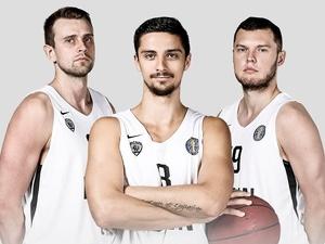 Три нижегородских баскетболиста вызваны в сборную России