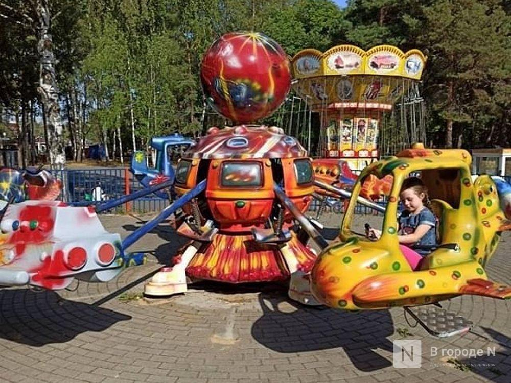 Прокуратура нашла нарушения в работе аттракционов в Сормовском парке - фото 1