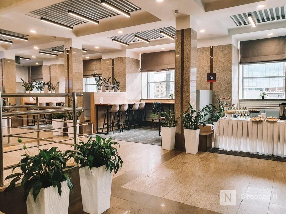 Отдохнуть и провести конференцию: новые залы открылись для пассажиров железнодорожного вокзала Нижний Новгород - фото 1