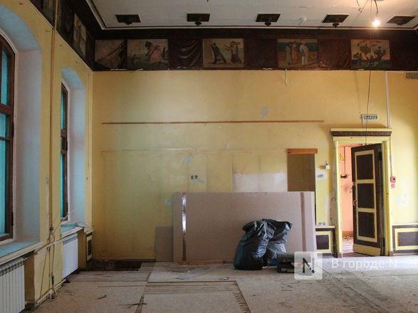 Единство двух эпох: как идет реставрация нижегородского Дворца творчества - фото 36