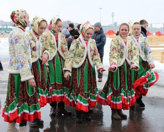 Нижегородцы отметили спортивную Масленицу в «Зимней сказке» - фото 23