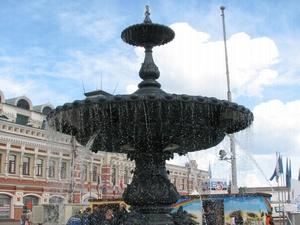 Нижегородские фонтаны и ливневку передадут инвестору для дальнейшего содержания