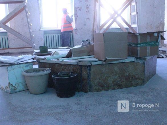 Единство двух эпох: как идет реставрация нижегородского Дворца творчества - фото 52