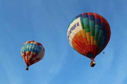 Фиеста воздушных шаров возрождается в Нижнем Новгороде