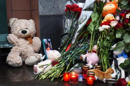 Национальный траур объявлен в России 28 марта в связи с трагедией в Кемерове