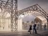 Представлена концепция круглогодичного концертного зала в пакгаузах на Стрелке