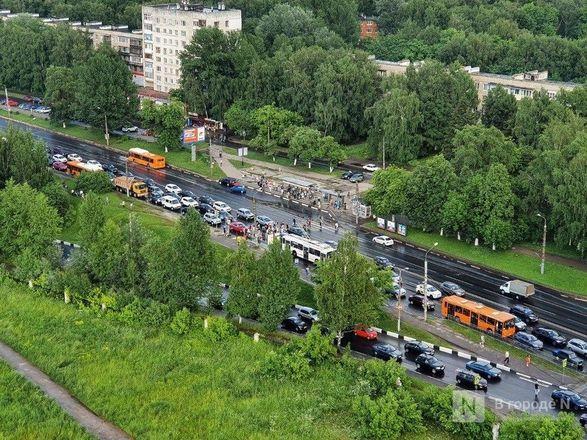 Минус две полосы: как осложняет ситуацию строительство дорожной развязки в Ольгино - фото 2