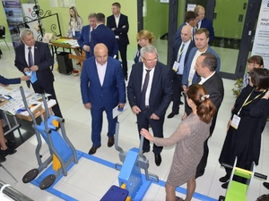 Региональный форум по развитию городской среды открылся в Нижнем Новгороде